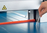 Dahle 852 Heavy Duty Guillotine cutting Edge