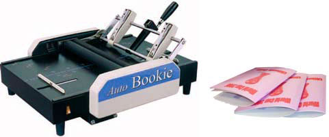 Duplo Auto Bookie Booklet Maker