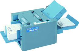 Duplo DF-1000 Paper folding Machine