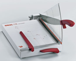 IDEAL 1135 Desktop Guillotine