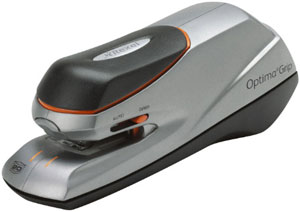 Rexel OptimaGrip Electric Stapler