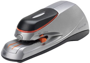 Rexel Optima 20 Electric Stapler from ABT
