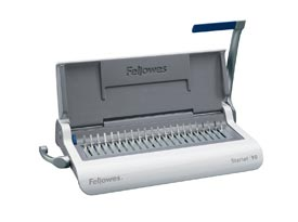 Fellowes Starlet A4 Comb Binder